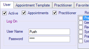 Appointment template 1