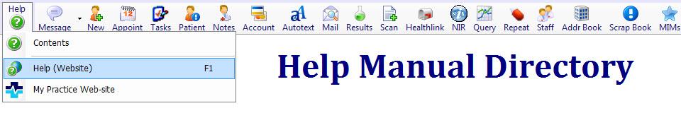 Help Manual