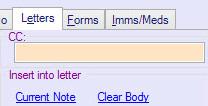 Letter Writer 3